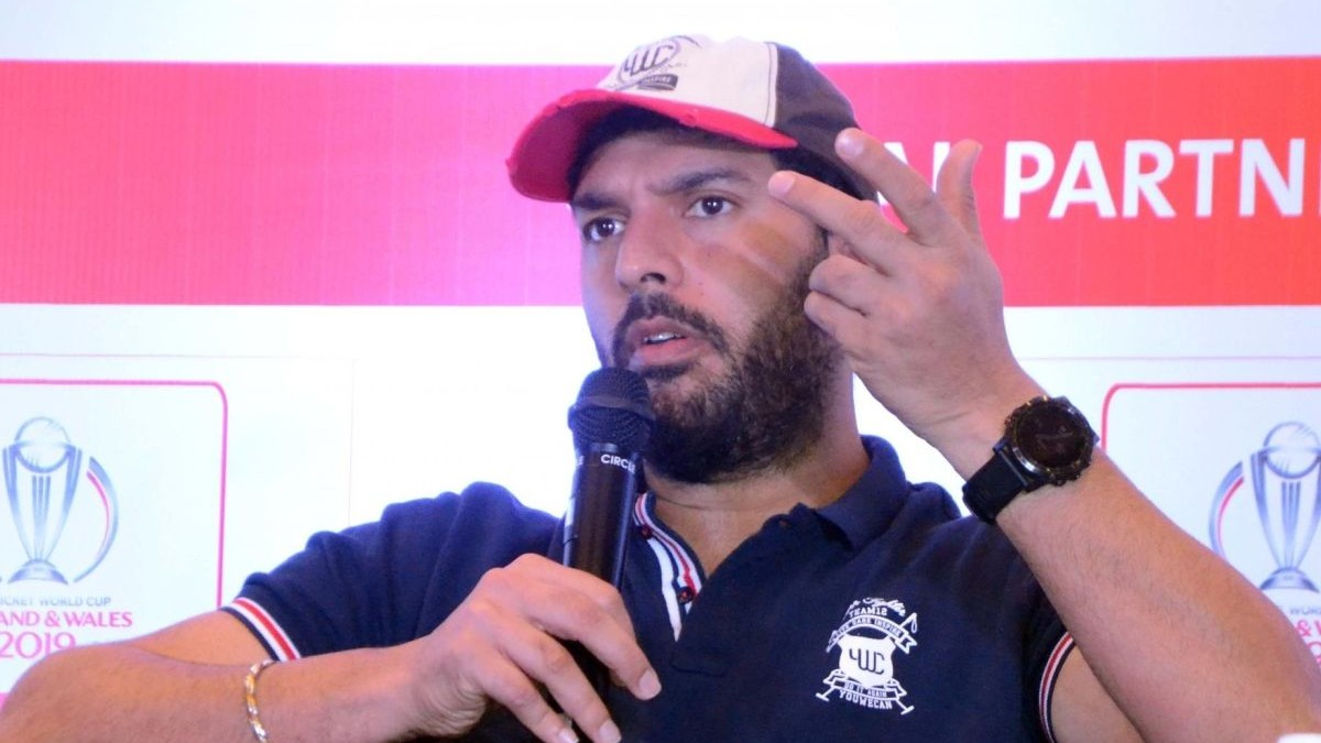 """""""Blown out of proportion,"""" Yuvraj Singh says about his appeal for donations to Shahid Afridi foundation"""