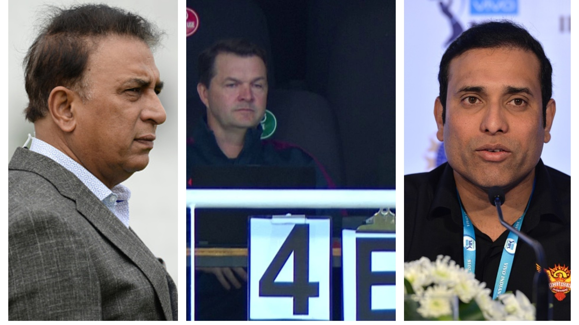 Sunil Gavaskar, VVS Laxman not in favour of using placards for tactical guidance from dressing room