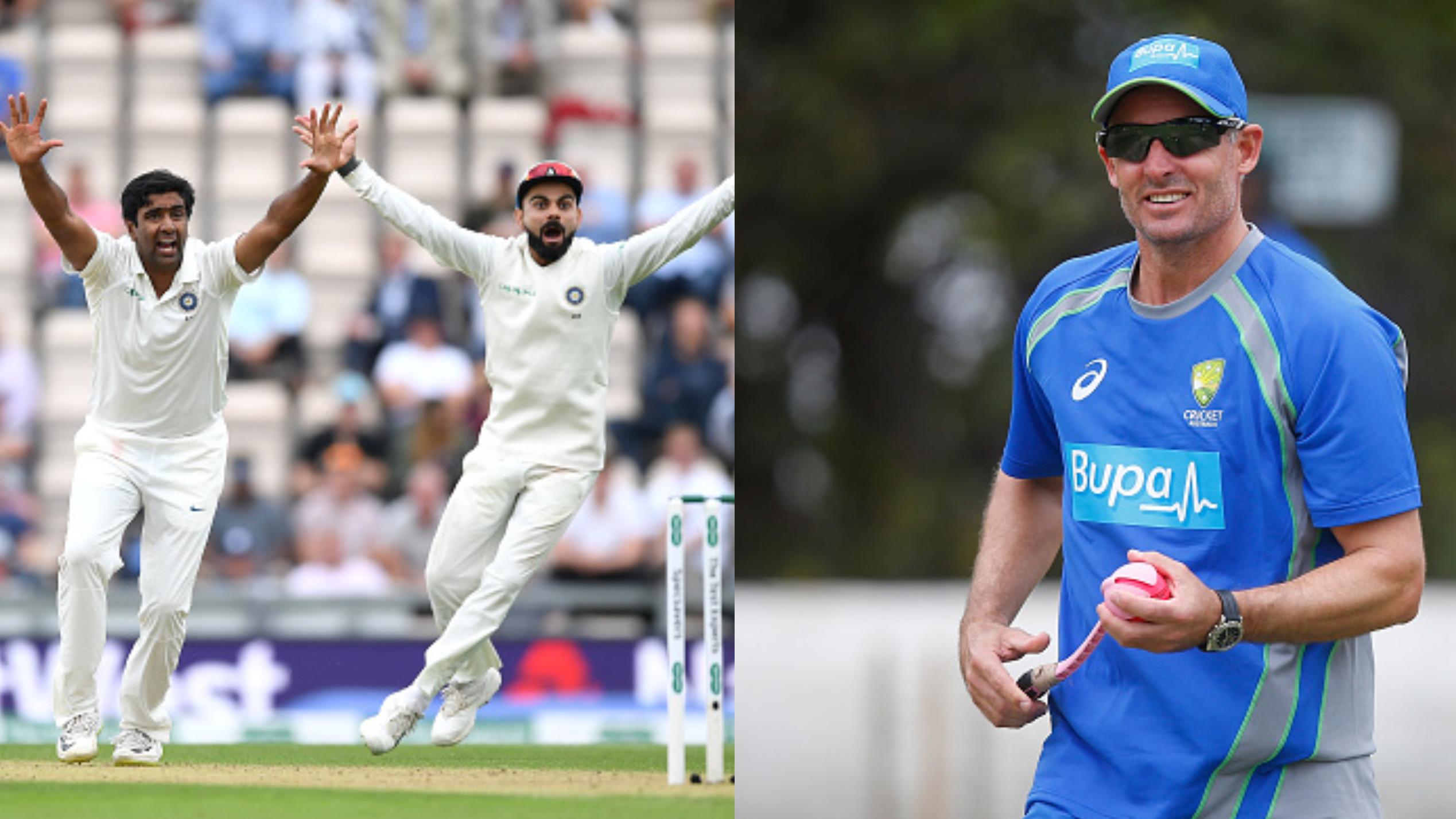 AUS v IND 2018-19 : माइकल हसी के अनुसार रविचंद्रन अश्विन की चोट टीम इंडिया को कर सकती हैं अस्थिर
