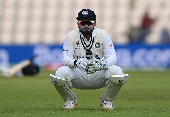Rishabh Pant expected to play in second warm-up match beginning July 28   Getty