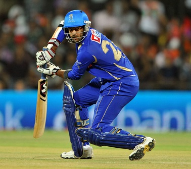 Faiz Fazal was part of Rajasthan Royals team | AFP