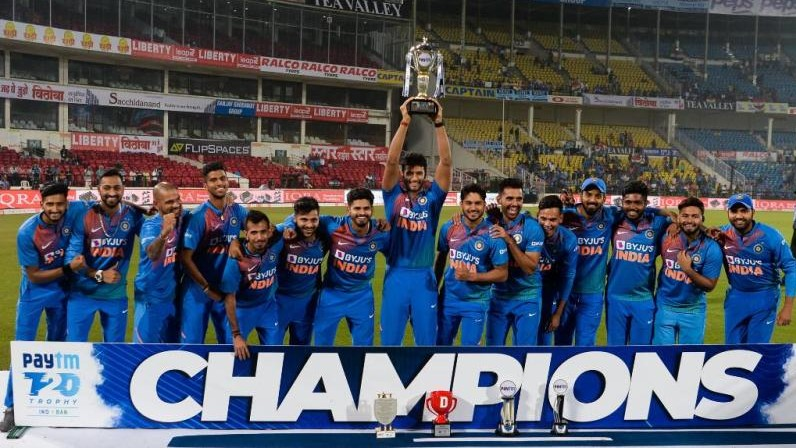 IND v BAN 2019: COC Players' rating for Team India for T20I series
