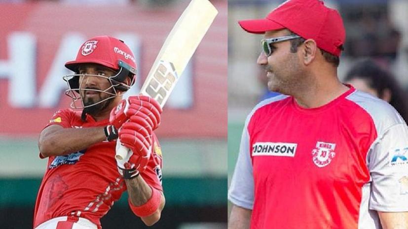 IPL 2018: Virender Sehwag praises KL Rahul's fastest fifty in IPL history