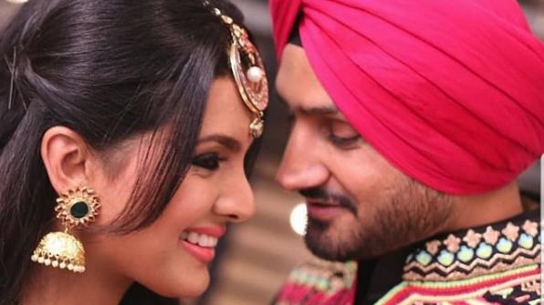 Harbhajan Singh reveals how he convinced Geeta Basra for a 'Date'
