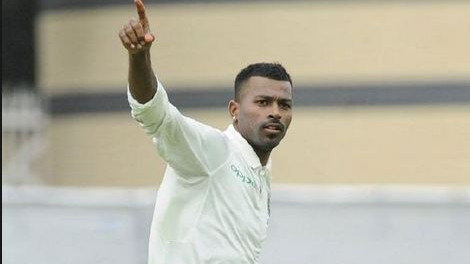 Hardik Pandya wants to take Ranji Trophy route for place in Team India for last two Tests