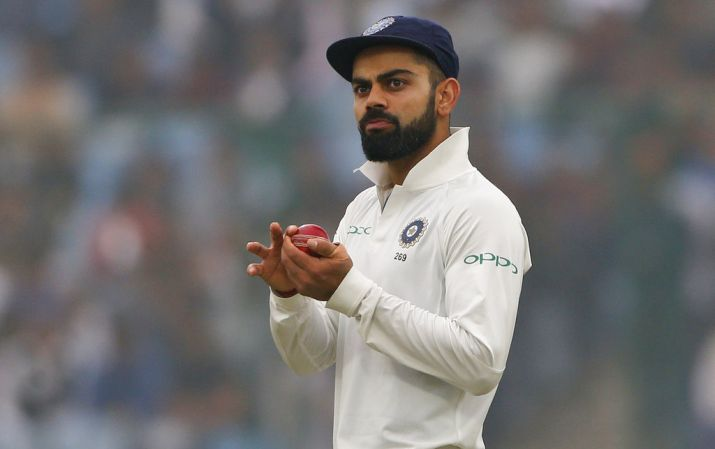 Virat Kohli complained about the wet ball to match referee | AP