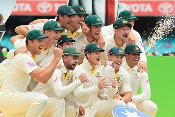 Cricket fraternity reacts on Twitter to Australia's 4-0 drubbing of England in Ashes 2017-18