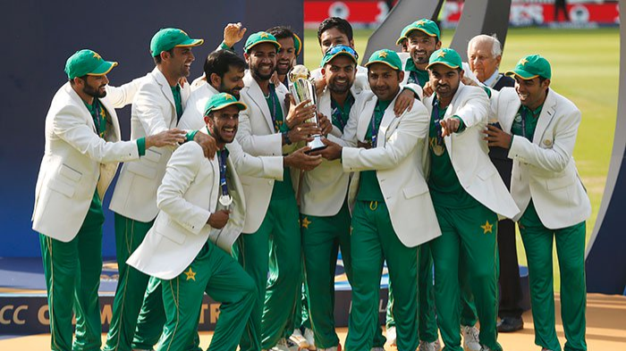 Pakistan one of the favorites for the 2019 World Cup title, says Waqar Younis