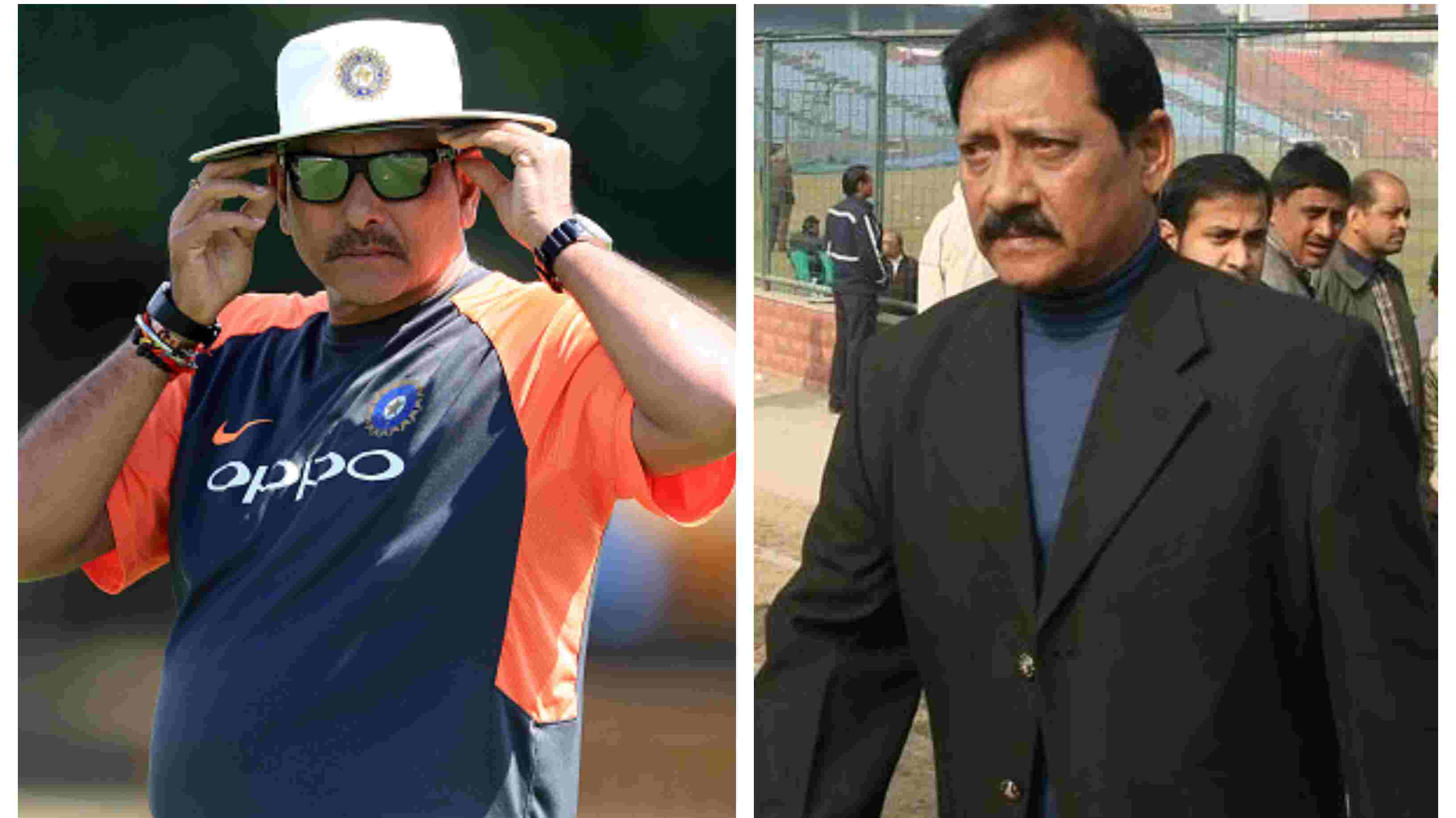 Ravi Shastri should be removed as head coach, says Chetan Chauhan