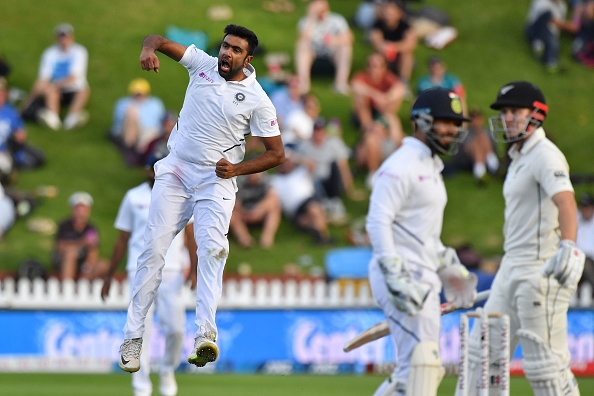 Ashwin picked 4 wickets including that of Steve Smith   Getty