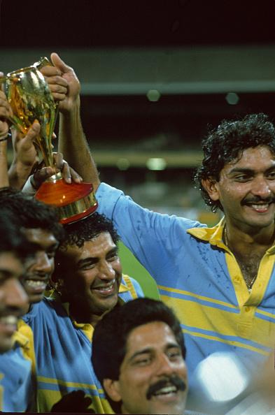 Sunil Gavaskar and Ravi Shastri   Getty