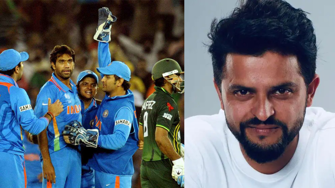 Suresh Raina calls the 2011 World Cup semi final against Pakistan the most memorable one