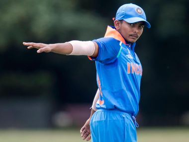 India U-19 team gear up to take on Australia in the first match