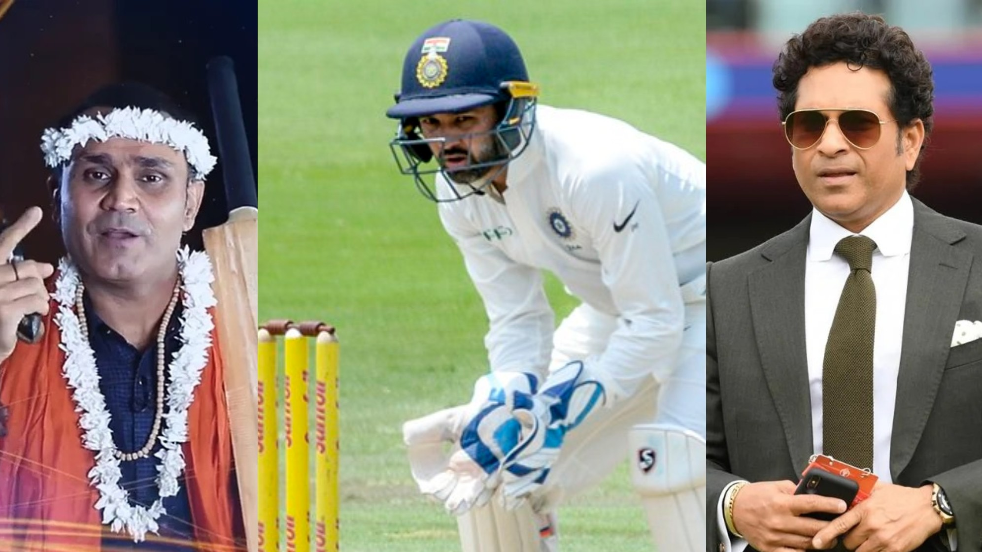 Indian cricketers wish Parthiv Patel best of luck after his retirement from cricket