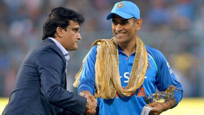 SA vs IND 2018: MS Dhoni's contributions should be respected, says Sourav Ganguly