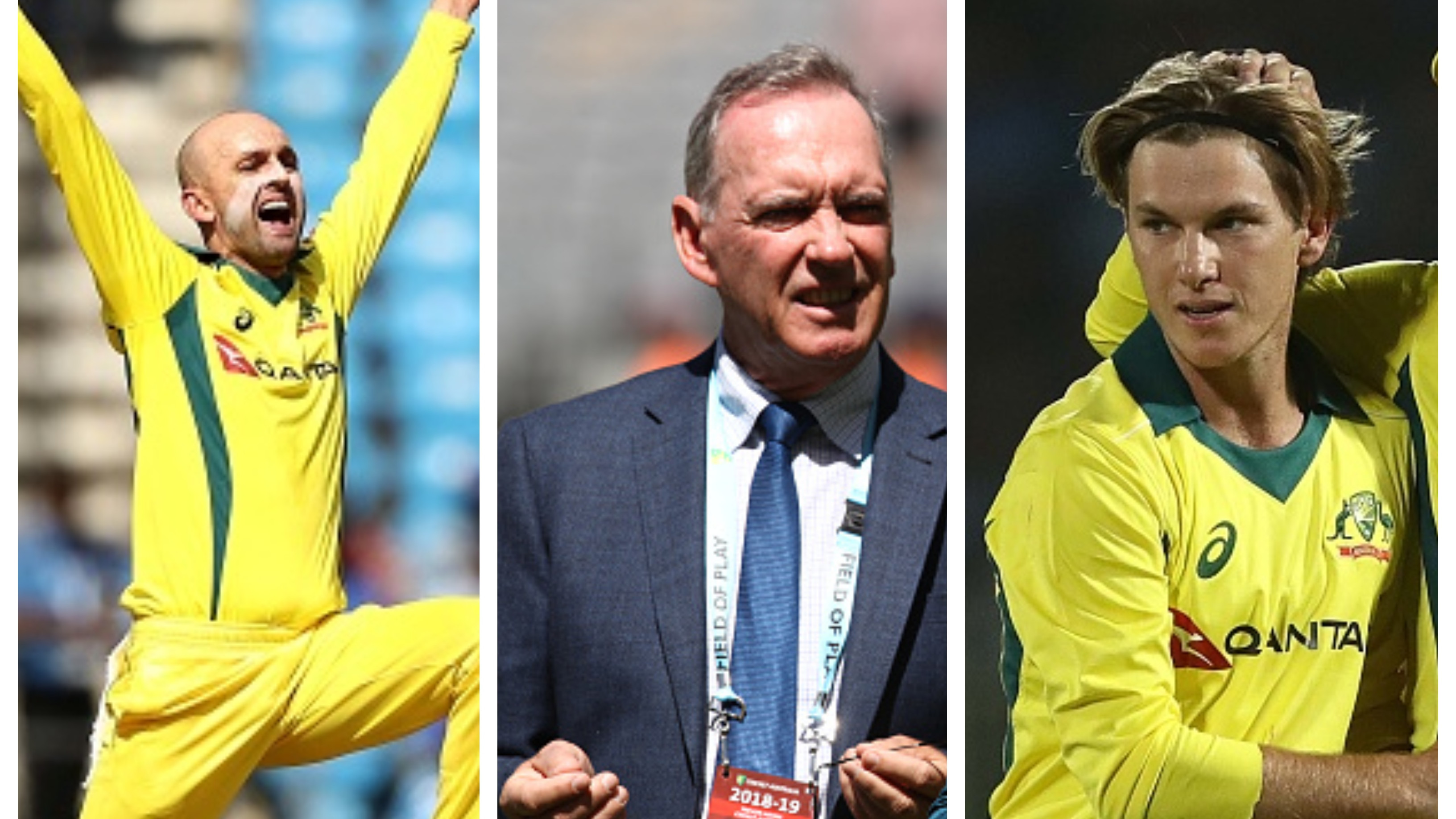 CWC 2019: Trevor Hohns says Australia can pick both Zampa and Lyon in their World Cup squad