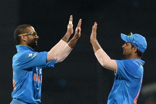 SA vs IND 2018: Suresh Raina wishes Shikhar Dhawan on his 100th ODI