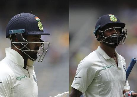 KL Rahul and M Vijay have failed to give India substantial starts in both the Tests