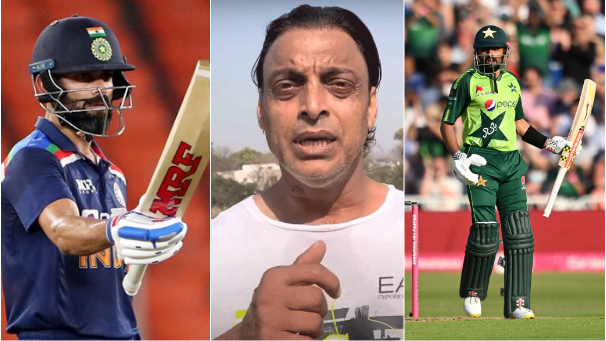 The debate of who is better, Virat Kohli or Babar Azam, in itself is wrong: Shoaib Akhtar