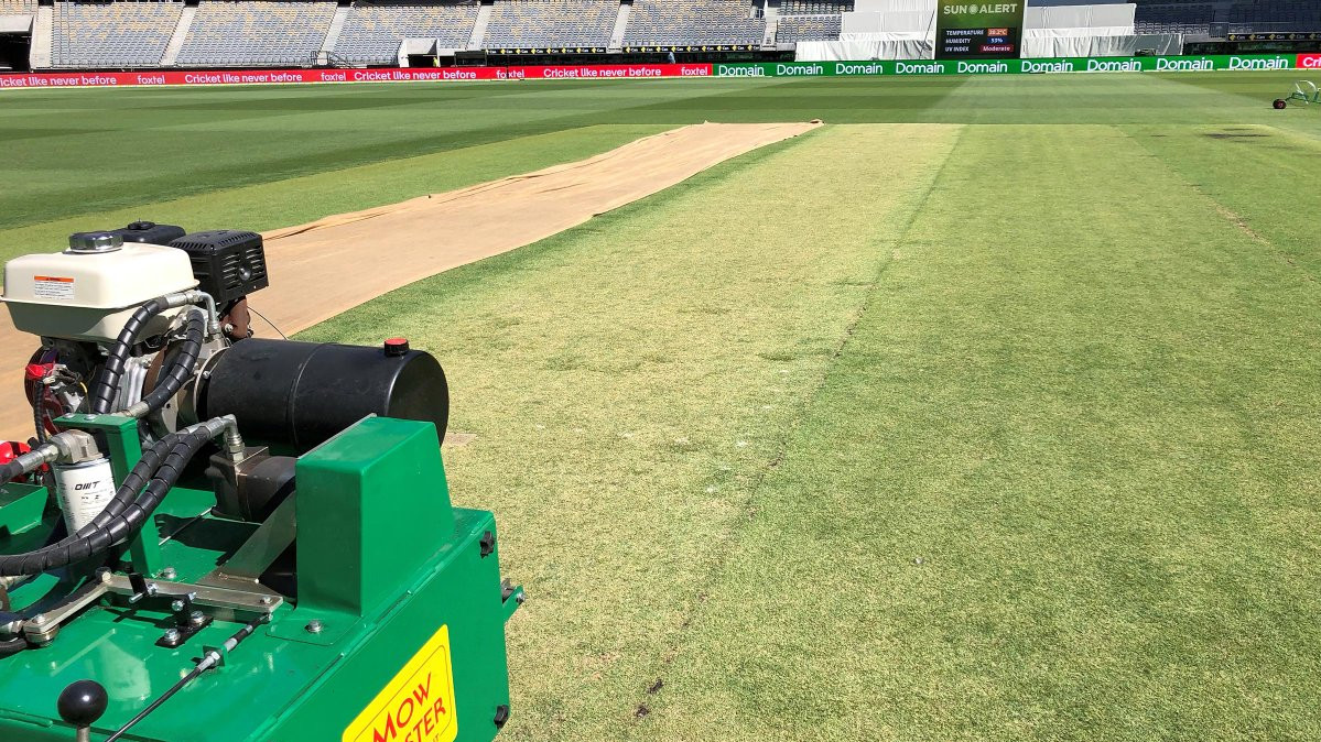 AUS v IND 2018-19: Perth pitch curator prepares a 'green monster' for maiden Test at new venue