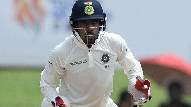 Wriddhiman Saha injured ahead of Afghanistan Test match