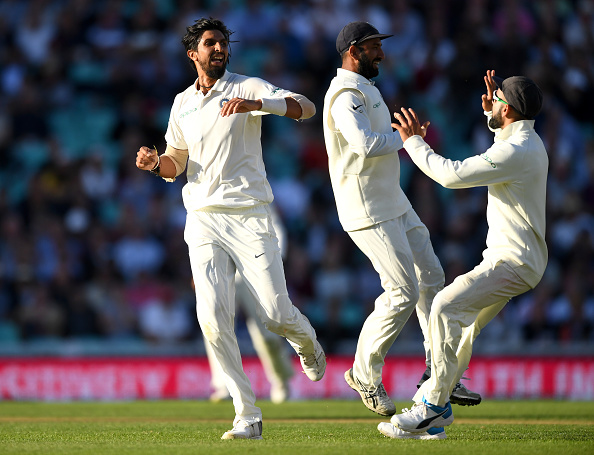 Ishant Sharma picked up 3/28 in 22 overs | Getty