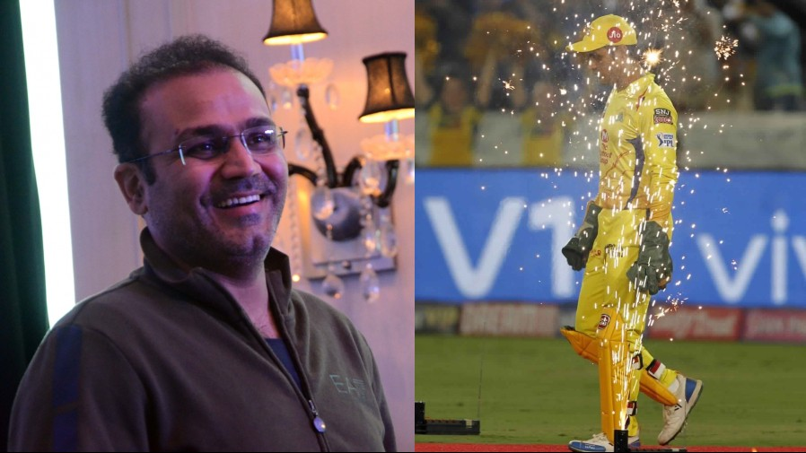 IPL 2019: Virender Sehwag gives desi awards after IPL; Dhoni gets torch, while Bumrah gets 'Barf Silli'