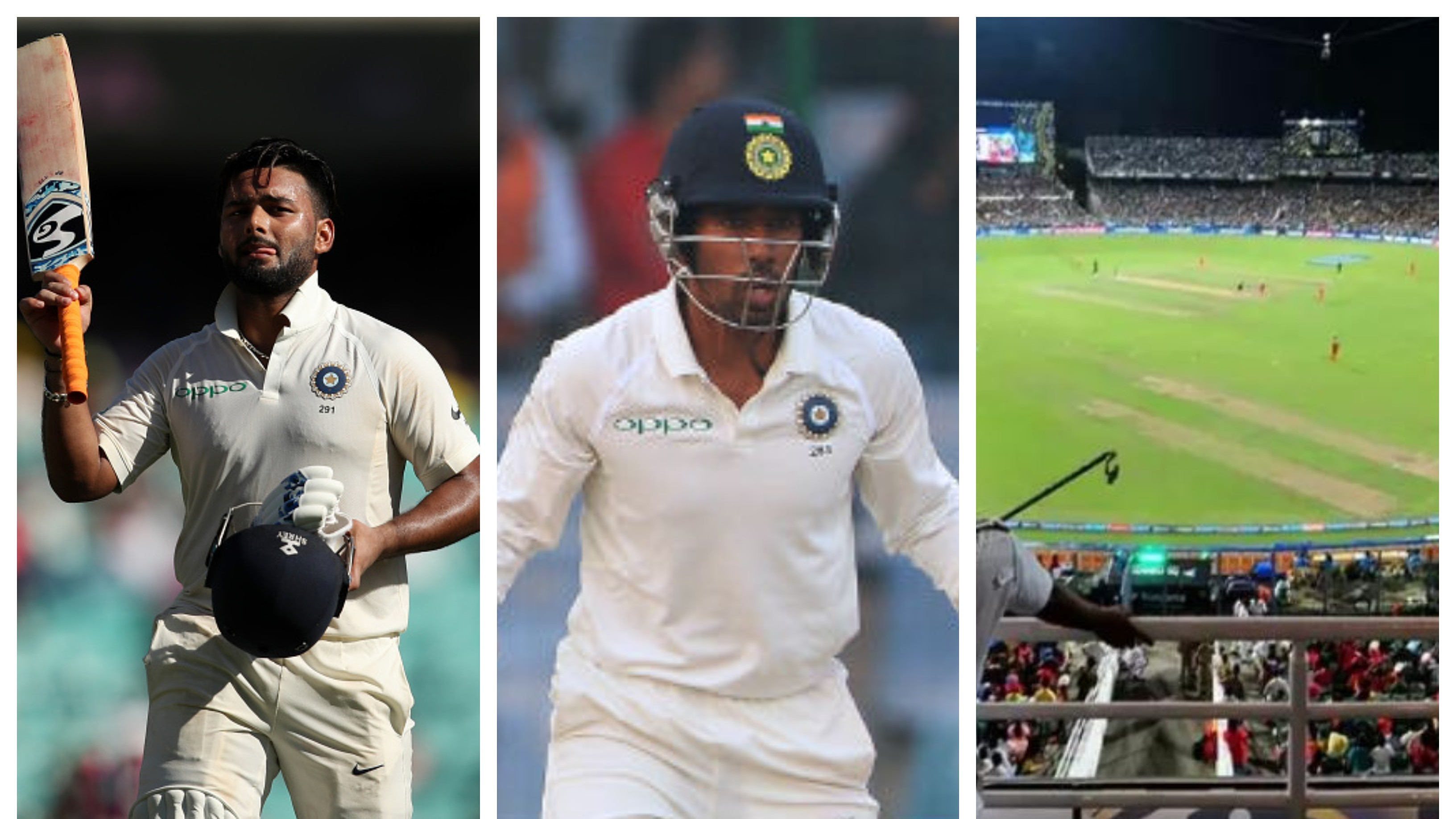 Saha reflects upon competition with Pant, weigh in over D/N Test in Kolkata