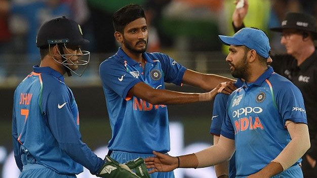 Asia Cup 2018 : Match 4, India vs Hong Kong - Statistical Highlights