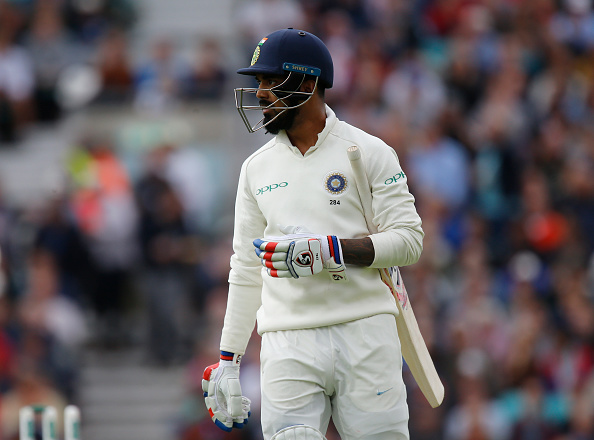 KL Rahul is struggling for form in the ongoing Australia tour | Getty