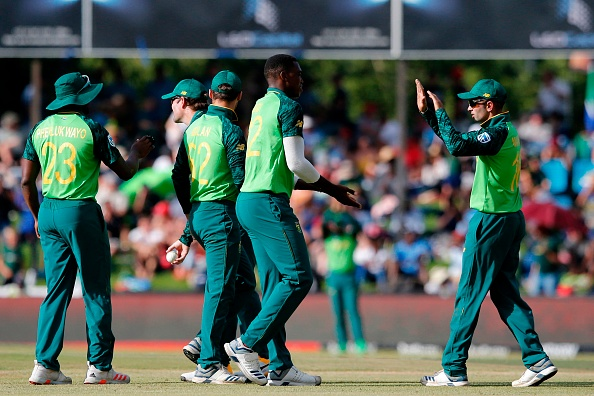 South Africa could be suspended from international cricket if the matter isn't resolved | Getty