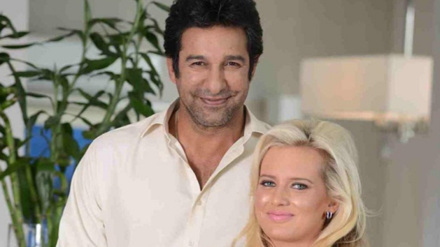 Wasim Akram's wife Shaniera gives a hilarious reply to BBC's gaffe during Pakistan elections