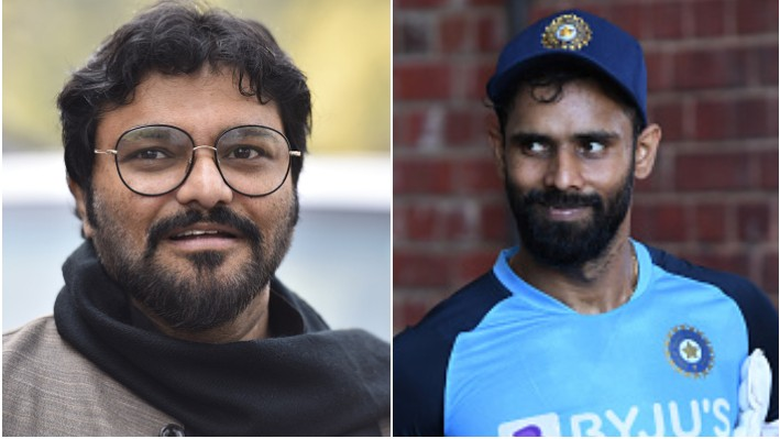 AUS v IND 2020-21: Hanuma Vihari shuts down Member of Parliament Babul Supriyo who questioned his knock at SCG