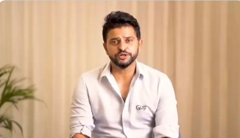 Suresh Raina lends support to UP government's latest initiate | Twitter