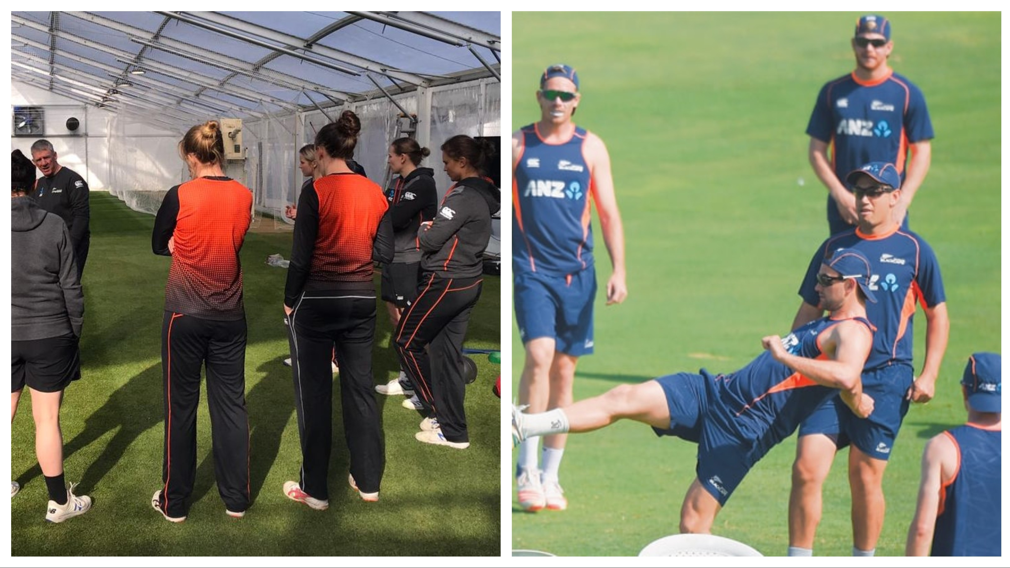 New Zealand cricketers return to training after COVID-19 lockdown