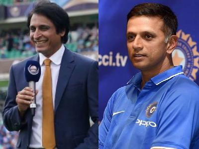 Ramiz Raja advices PCB to appoint Rahul Dravid-like coach for Pakistan U-19 team