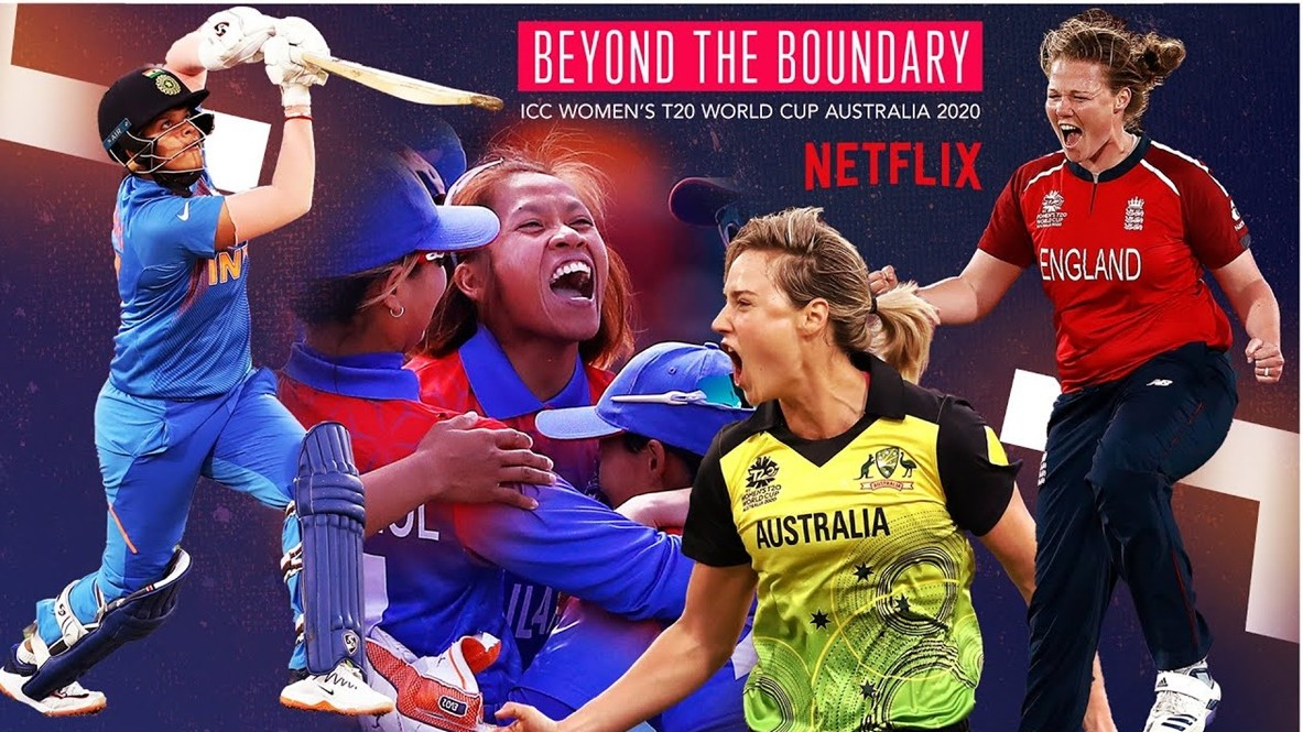 Netflix documentary on ICC Women's T20 World Cup 2020