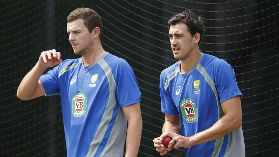 Starc and Hazlewood disappointed over Steve Smith's press conference after ball-tampering incident