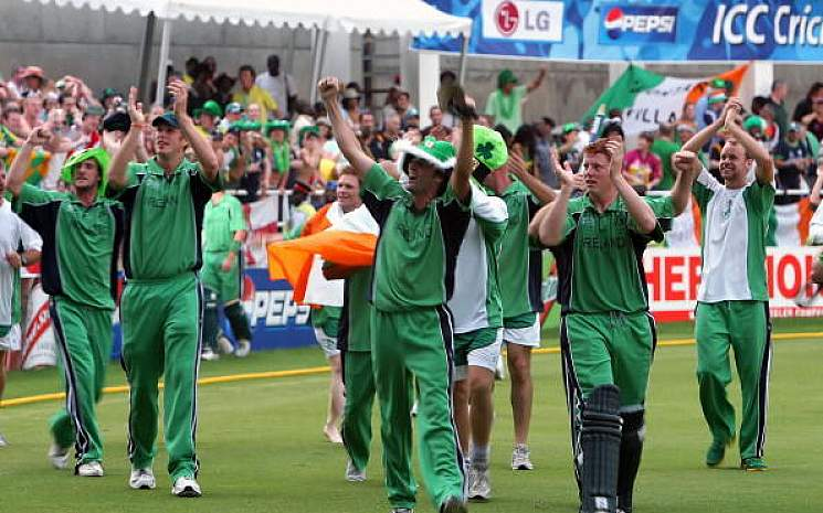 That famous St. Pattrick day in 2007 became the cornerstone of Ireland's future. (ICC)