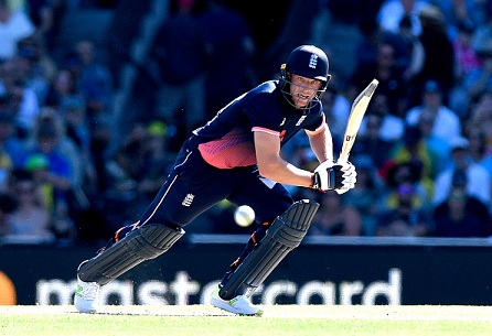 Jos Buttler hit 100* at Sydney | Getty