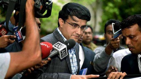Sourav Ganguly puts down failure of Lodha Committee recommendations due to lack of time