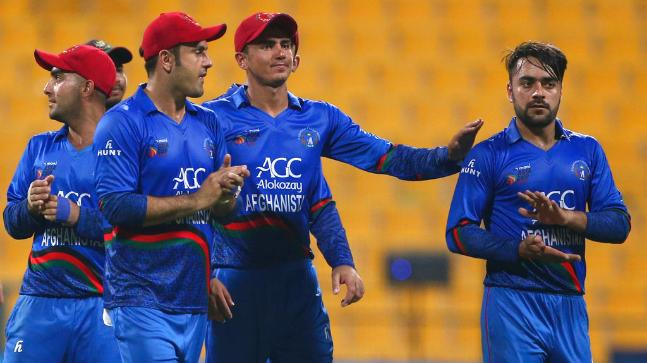 Afghanistan has best spin attack in Mujeeb, Nabi and Rashid | AFP