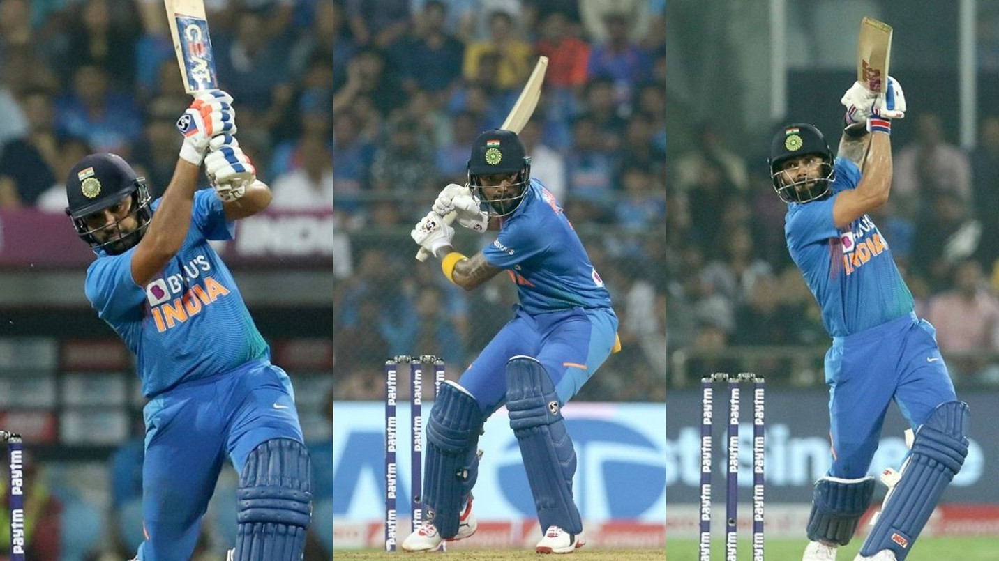 IND v WI 2019: Cricket fraternity reacts as Rohit, Virat and Rahul power India to 240/3 in do or die encounter