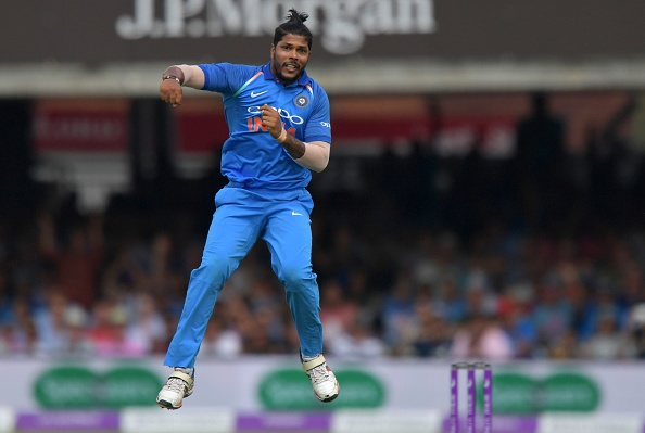 Umesh Yadav called up for the ODI series | Getty Images