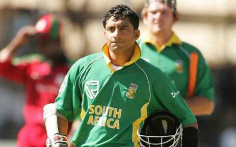 Gulam Bodi has played 2 ODIs and 1 T20I for South Africa. (Facebook)