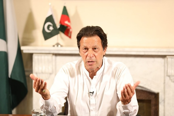 Imran Khan is the new PM elect of Pakistan | Getty