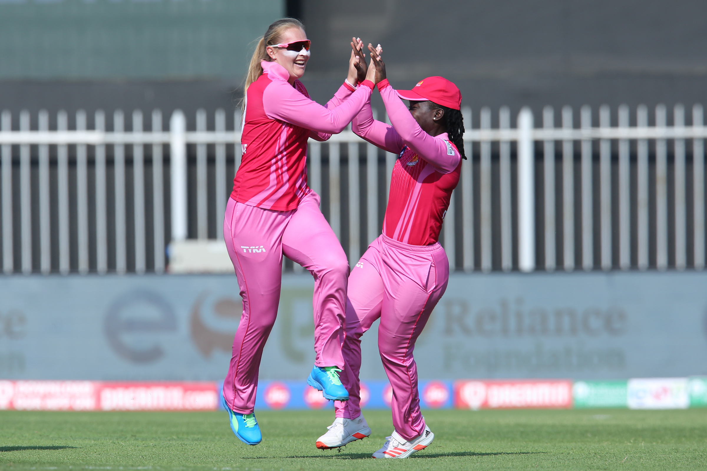 Sophie Ecclestone was awarded Player-of-the-Match   IPL/BCCI