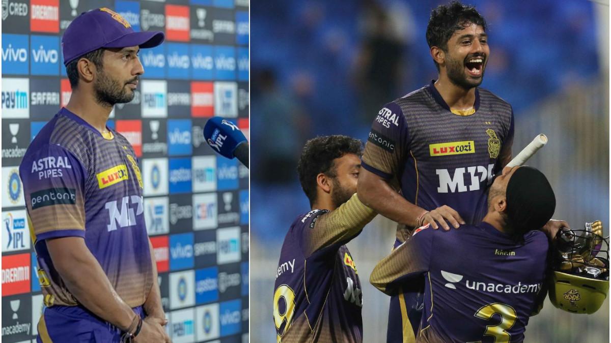 IPL 2021: I knew that I had to just connect one- KKR's Rahul Tripathi his match-winning shot v DC