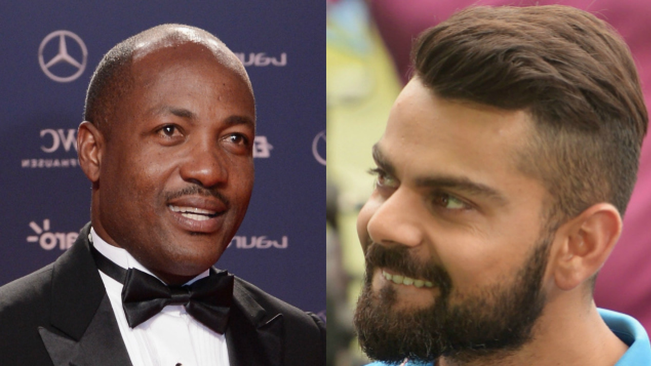 Brian Lara terms Virat Kohli as the leader of contemporary cricket