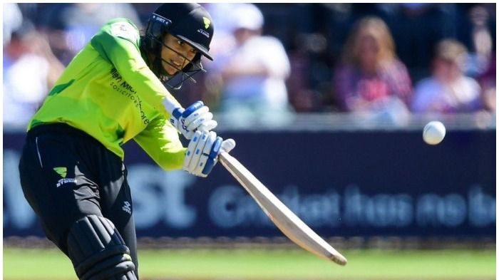 Smriti Mandhana explains how power hitting took her game to a different level